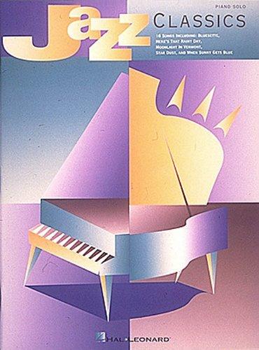 9780793548071: Jazz Classics Piano Solo