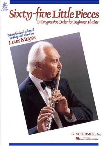9780793548149: 65 Little Pieces in Progress Order for Beginner Flutists (Louis Moyse Flute Collection)
