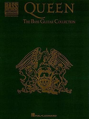 9780793548804: Queen - The Bass Guitar Collection* (Bass Recorded Versions)