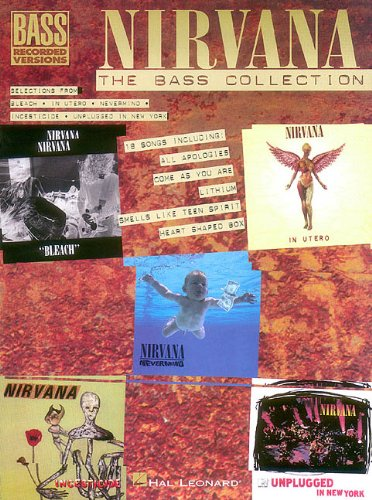 9780793548811: Nirvana: The Bass Guitar Collection