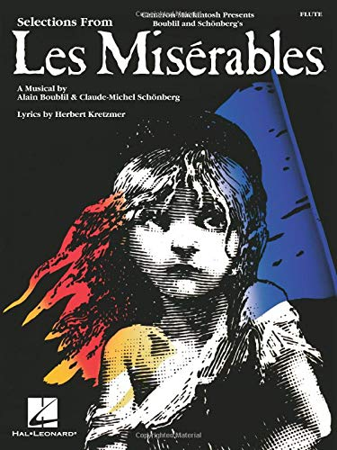 9780793548934: Selections from Les Miserables: Instrumental Solos for Flute
