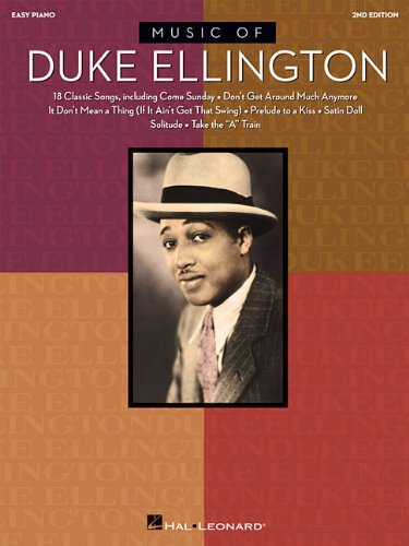 9780793549122: Music of duke ellington piano