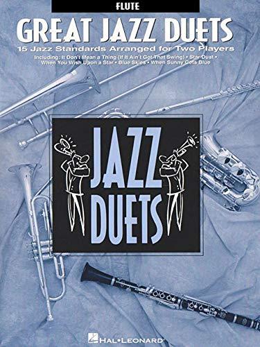 9780793549139: Great Jazz Duets