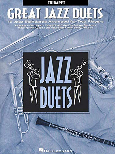 Great Jazz Duets: Trumpet (Paperback)