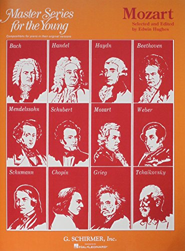 9780793549474: MASTER SERIES FOR THE YOUNG VOL4 WOLFGANG AMADEUS MOZART PIANO