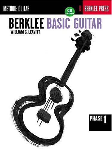 9780793549962: Berklee Basic Guitar - Phase 1: Book/Cassette Package