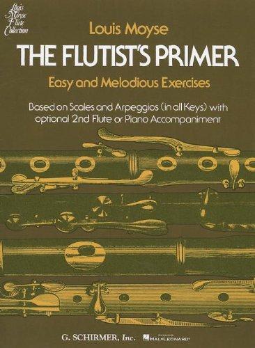 9780793550050: The Flutist's Primer (Louis Moyse Flute Collection)