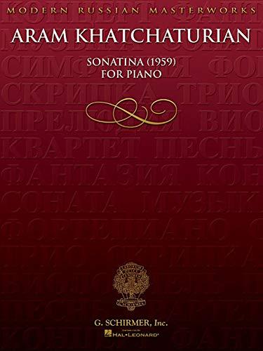 9780793550081: Sonatina, 1959