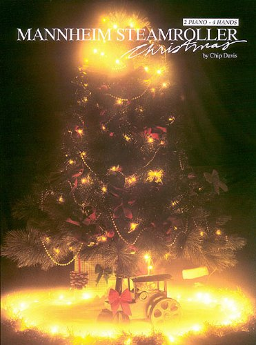 9780793550470: Mannheim Steamroller - Christmas (2 pianos/4 hands)