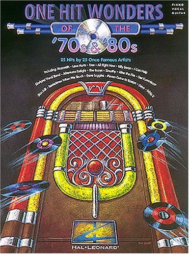 9780793550517: One Hit Wonders of the '70s and '80s: Piano Vocal Guitar