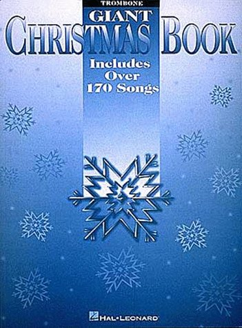 9780793550715: Giant Christmas Book: Trombone