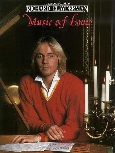 9780793550951: Music of Love: Richard Clayderman