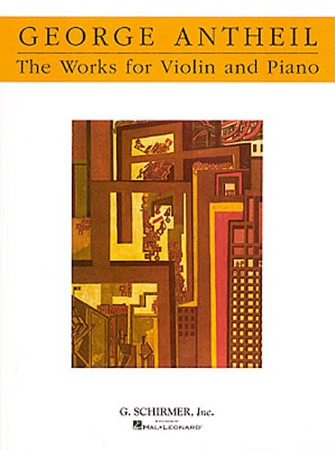 9780793550975: Works for Violin and Piano