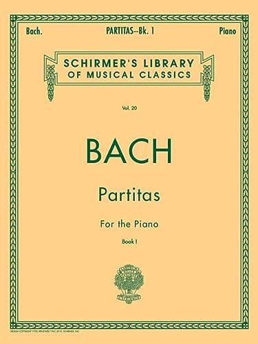 9780793551125: Partitas - Book 1: Piano Solo