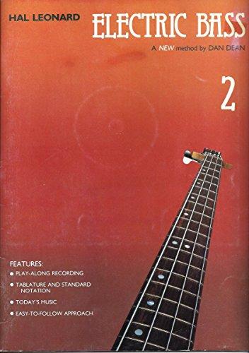 9780793551248: Hal Leonard Electric Bass: Book 2 (#00699281)