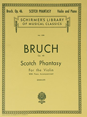 9780793551323: Scotch Phantasy, Op. 46