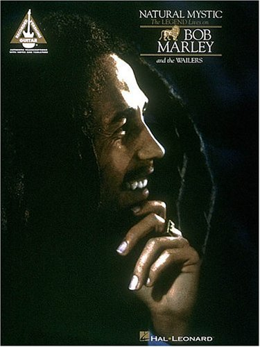 9780793551538: Bob Marley, Natural Mystic (Songbook, Recorded Version, Guitar)