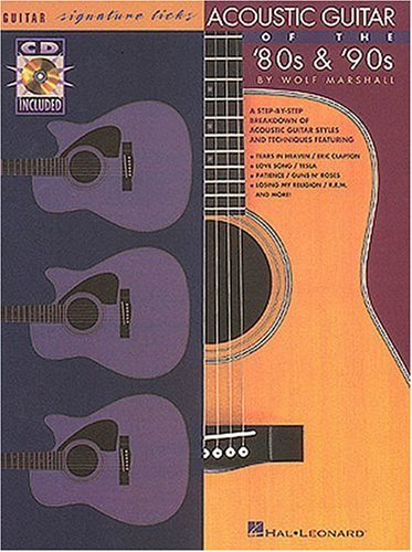 9780793551552: Acoustic Guitar of the '80s and '90s