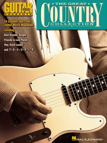 9780793551576: GUITAR WORLD'S COUNTRY GUITAR COLLECTION