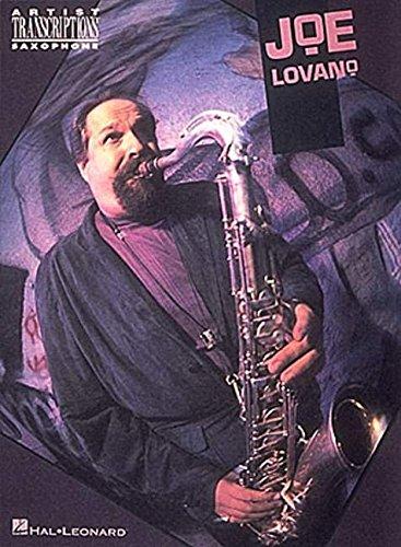 9780793551606: Joe Lovano Collection: For Tenor, Alto, or Soprano Sax