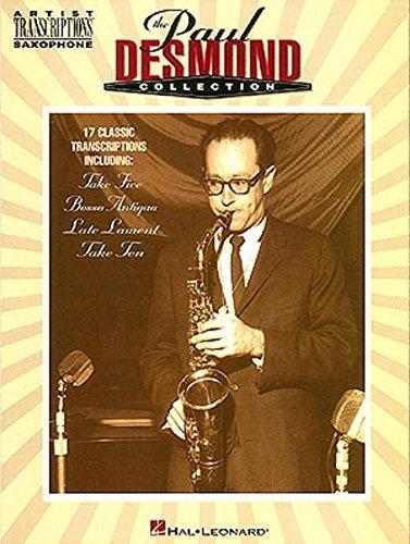 9780793551637: The Paul Desmond Collection: Saxophone (Artist Transcriptions)
