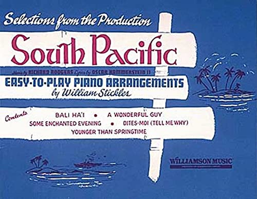 9780793551859: South Pacific