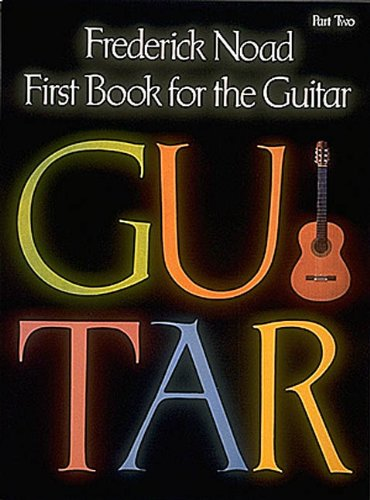9780793551897: First Book for the Guitar - Part 2: Guitar Technique