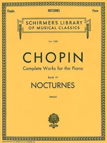 9780793552009: Nocturnes: Piano Solo