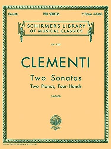 2 Sonatas: Two Pianos, Four Hands. 2