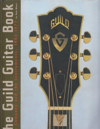 9780793552207: The Guild Guitar Book