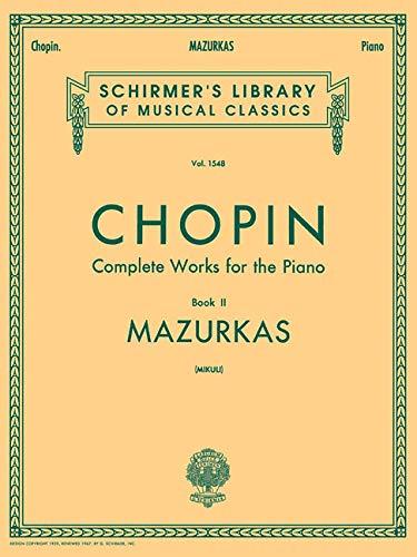 9780793552771: Mazurkas: Piano Solo (Piano Collection)