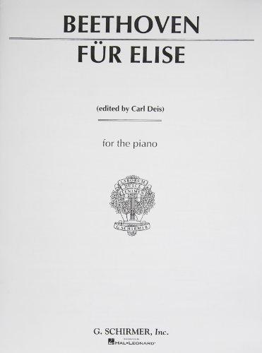 9780793552870: F=R Elise