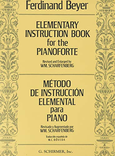 9780793552887: Elementary Instruction for the Pianoforte