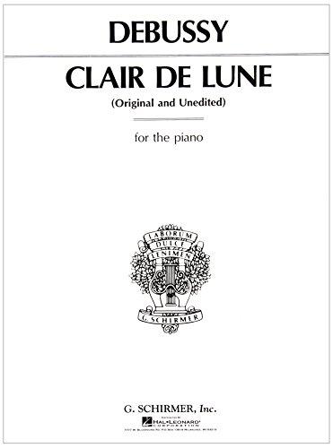 9780793553013: Claire de Lune
