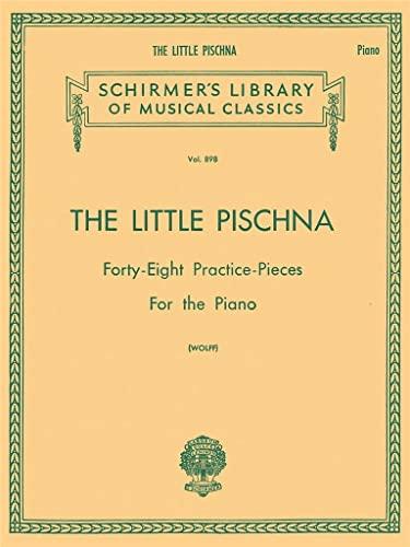 9780793553129: Little Pischna (48 Practice Pieces)