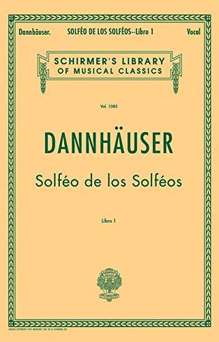 9780793553549: Solfeo de Los Solfeos - Book I: Voice Technique