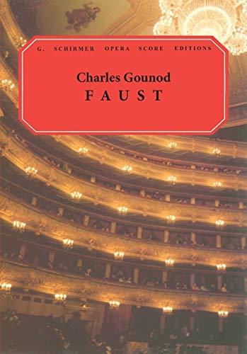 9780793553686: Faust: Vocal Score