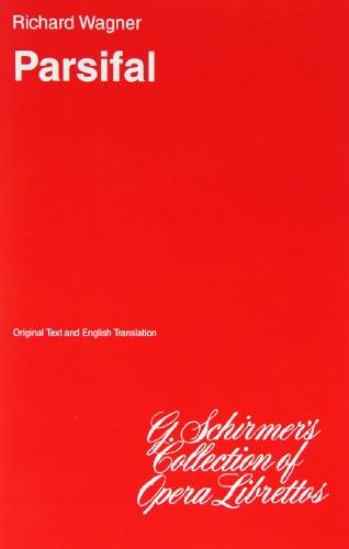9780793553716: PARSIFAL LIBRETTO GERMAN ENGLISH