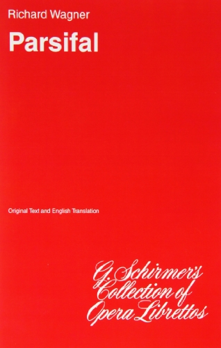 9780793553716: PARSIFAL LIBRETTO GERMAN ENGLISH
