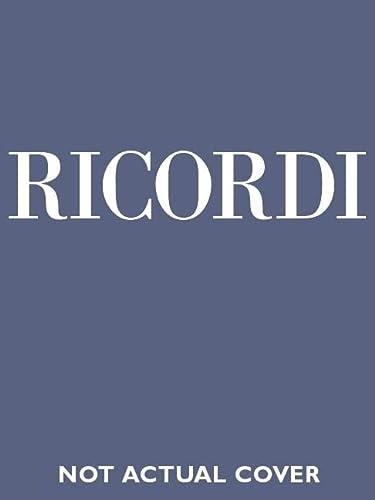 9780793553730: SUOR ANGELICA VOCAL SCORE ENGLISH ITALIAN NEW ART COVER