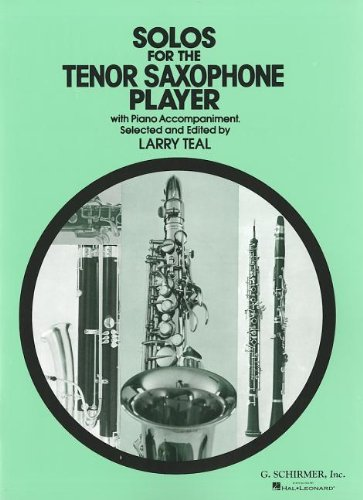 9780793554072: Solos for the Tenor Saxophone Player