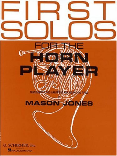 9780793554270: First Solos for the Horn Player