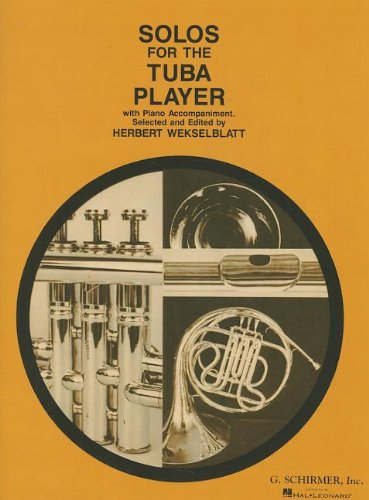 9780793554294: Solos for the Tuba Player