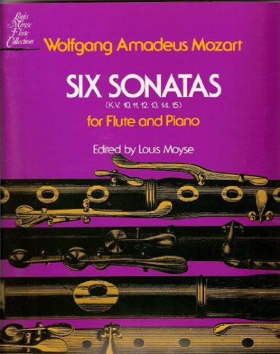 Six Sonatas (K.10-15): Wolfgang, Amadeus Mozart