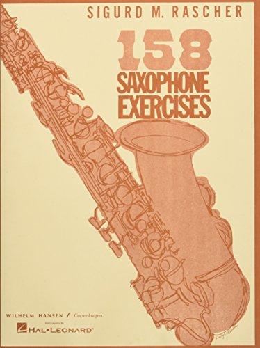 9780793554317: 158 Saxophone Exercises