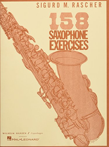 9780793554317: 158 Saxophone Exercises