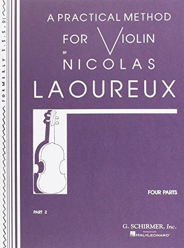 9780793554546: A Practical Method for Violin