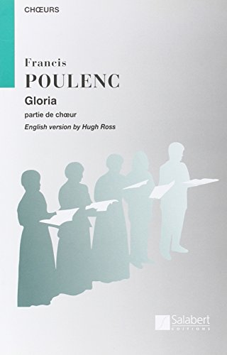 9780793555048: GLORIA CHORUS PARTS SATB LATIN ENGLISH