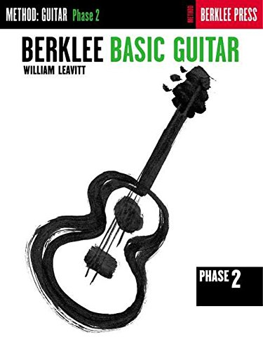 9780793555260: Berklee Basic Guitar - Phase 2: Guitar Technique
