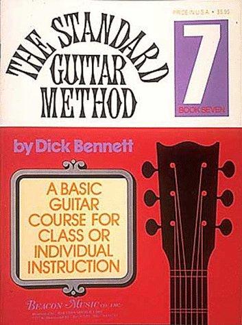 9780793555635: Standard Guitar Method - Book 7